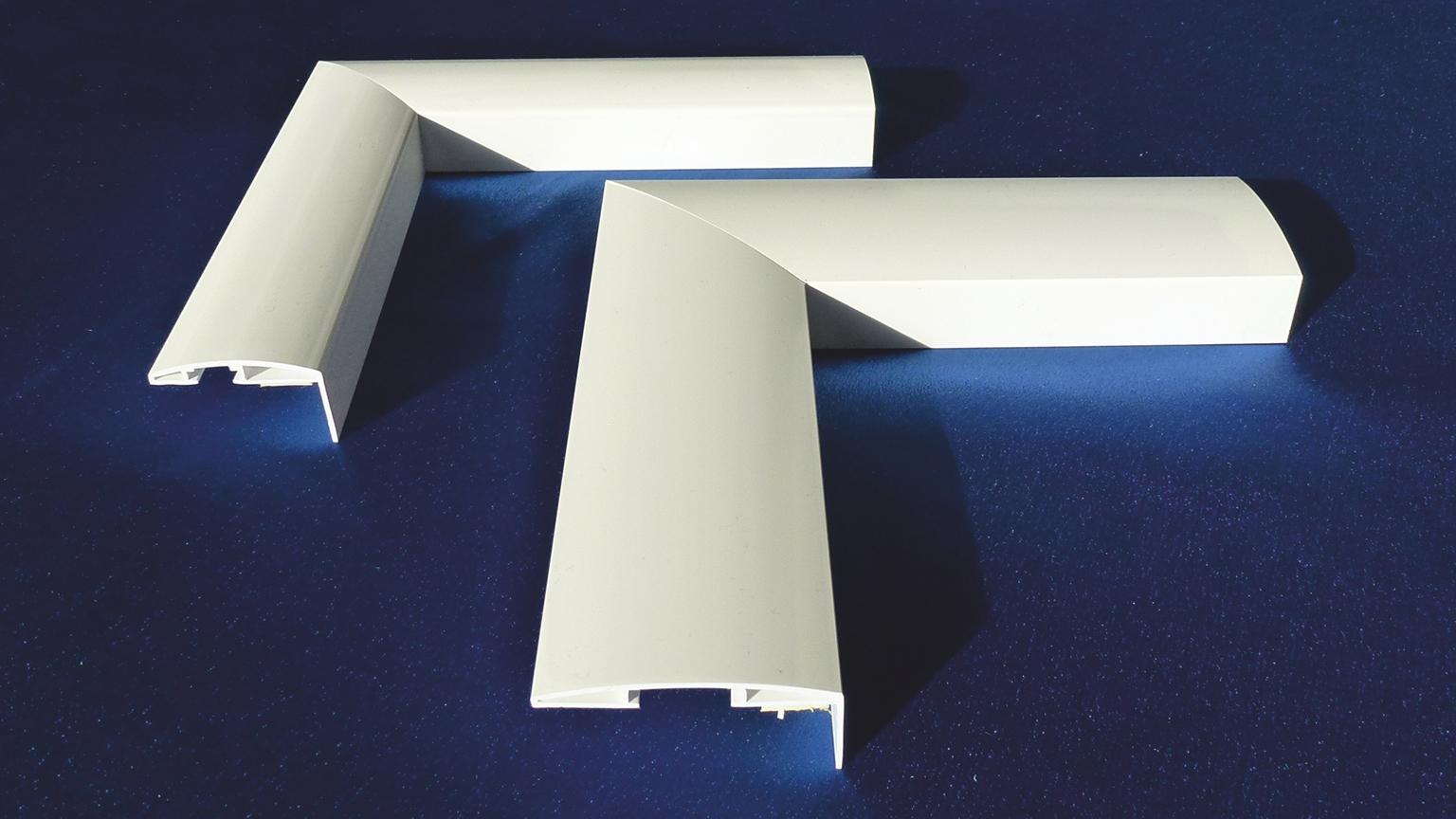 Breite Deckleisten 55mm für Maßanfertigung